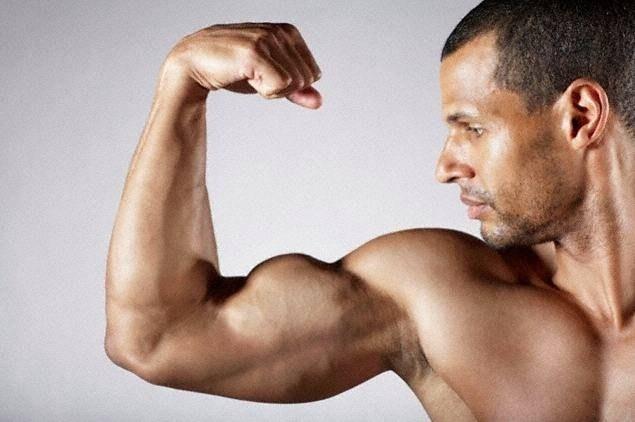 4 основных упражнения на бицепс руки