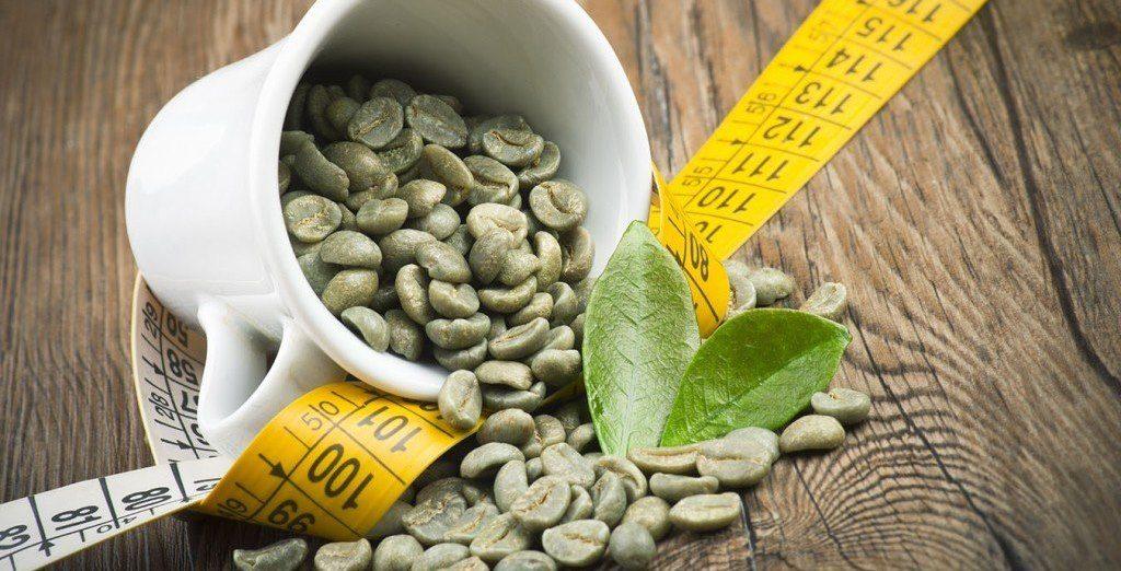 Вытяжка зеленого кофе