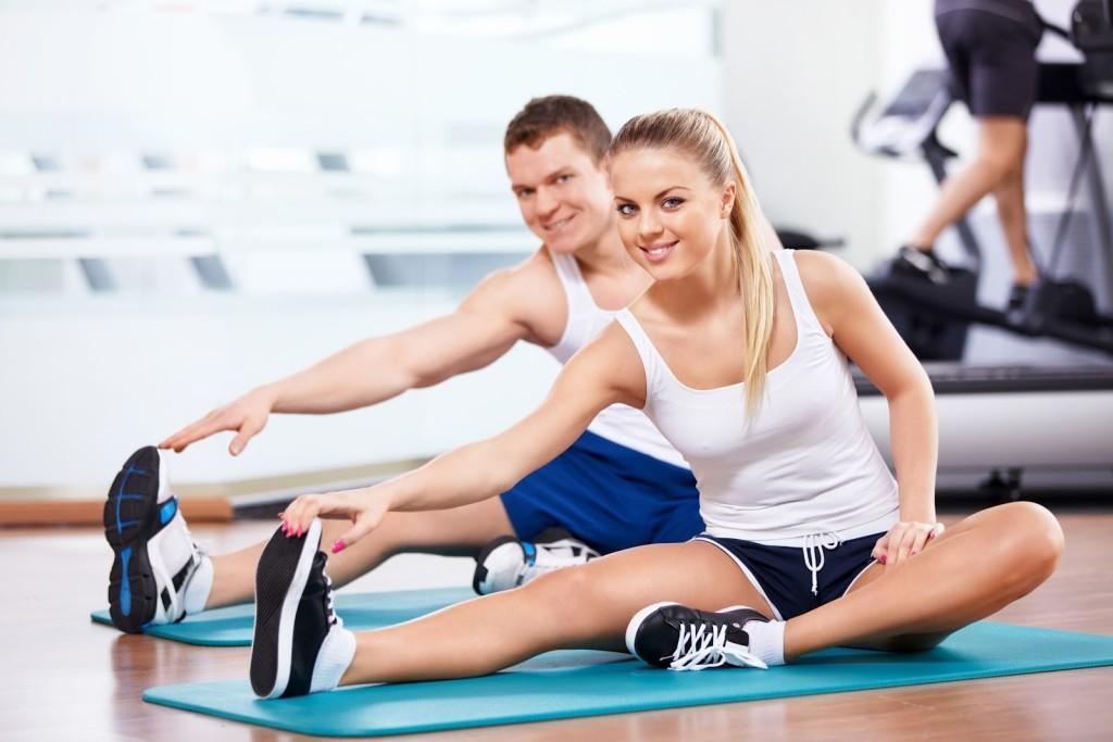 Усиленная физическая активность