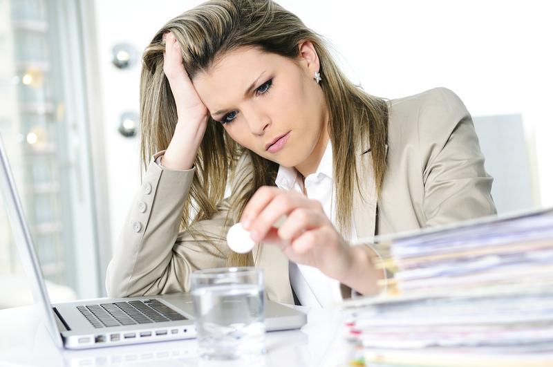 Стрессы и депрессии