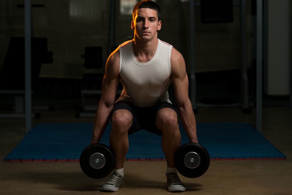 Универсальная фитнес-тренировка ног