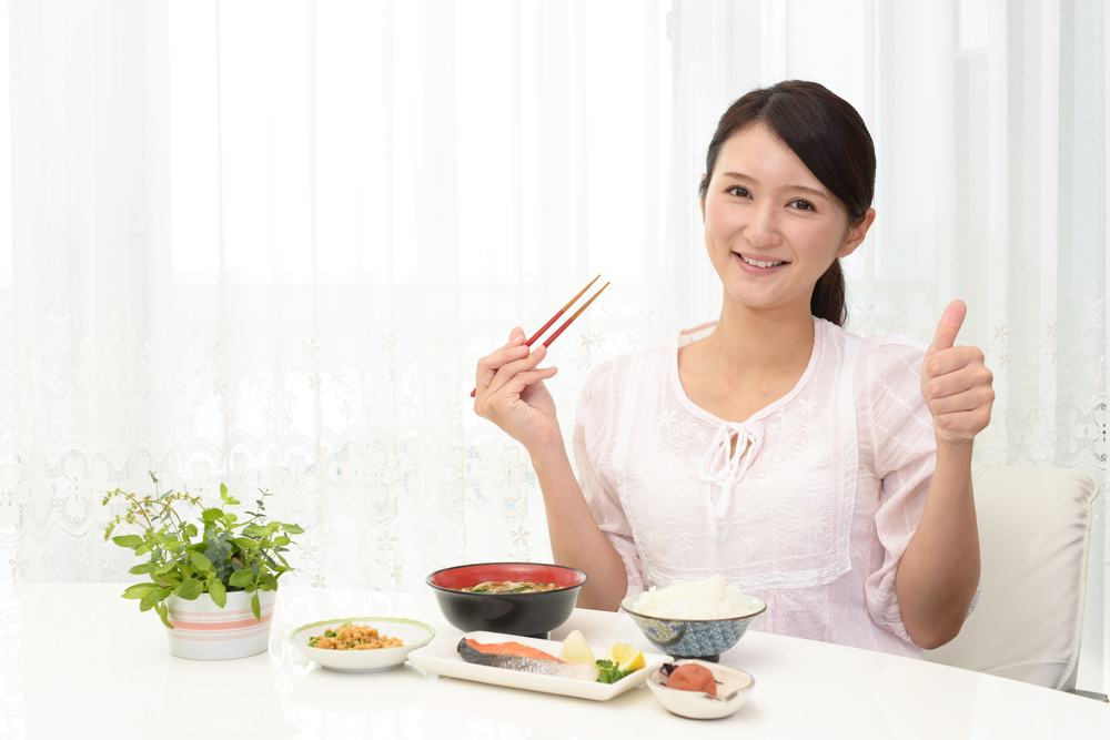 Бессолевая японская диета