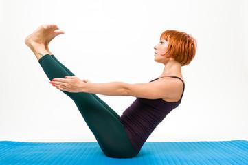 Чем полезны статические упражнения по Каланетике