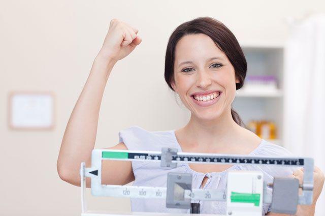 Скорость похудания