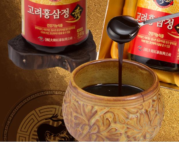 Чай корейского женьшеня