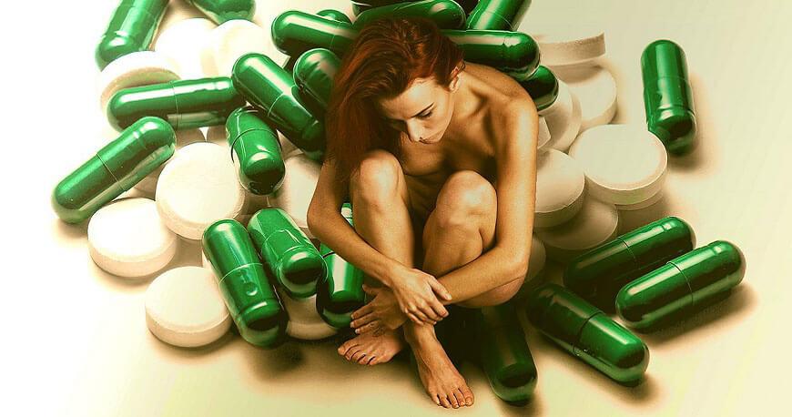 Зависимость от препарата