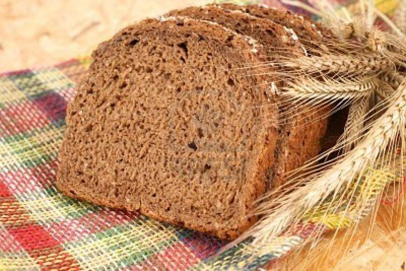 Кушать хлеб