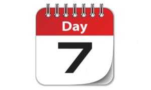 7 дней