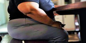 Сидячий образ жизни и ожирение