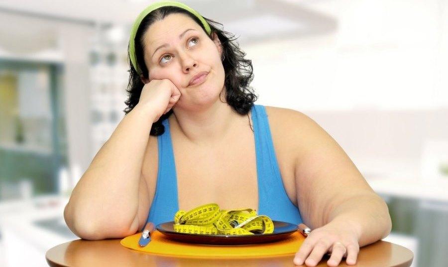 Не может похудеть