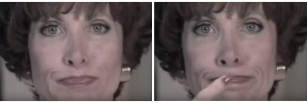 Гимнастика Кэрол Маджио для губ