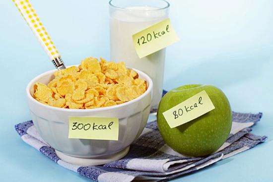Правило №2 — ведем подсчет калорий!