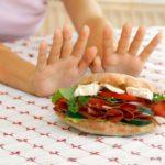 Отказ от вредных продуктов питания