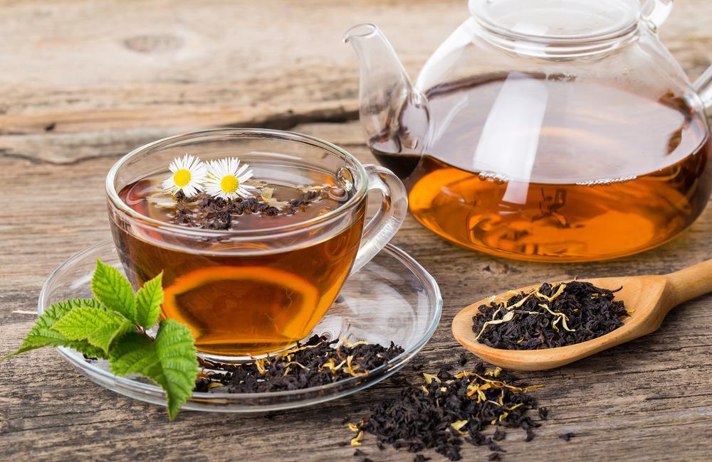 Выпивается чай