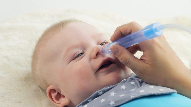 аспиратор для носа малыша