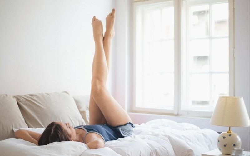 Утренняя зарядка для ленивых