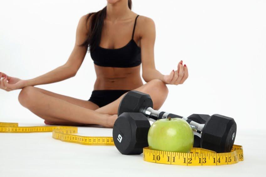 Коррекция питания и физические нагрузки