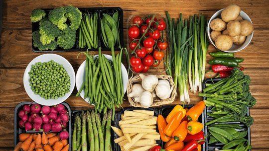 Цельно-растительная диета