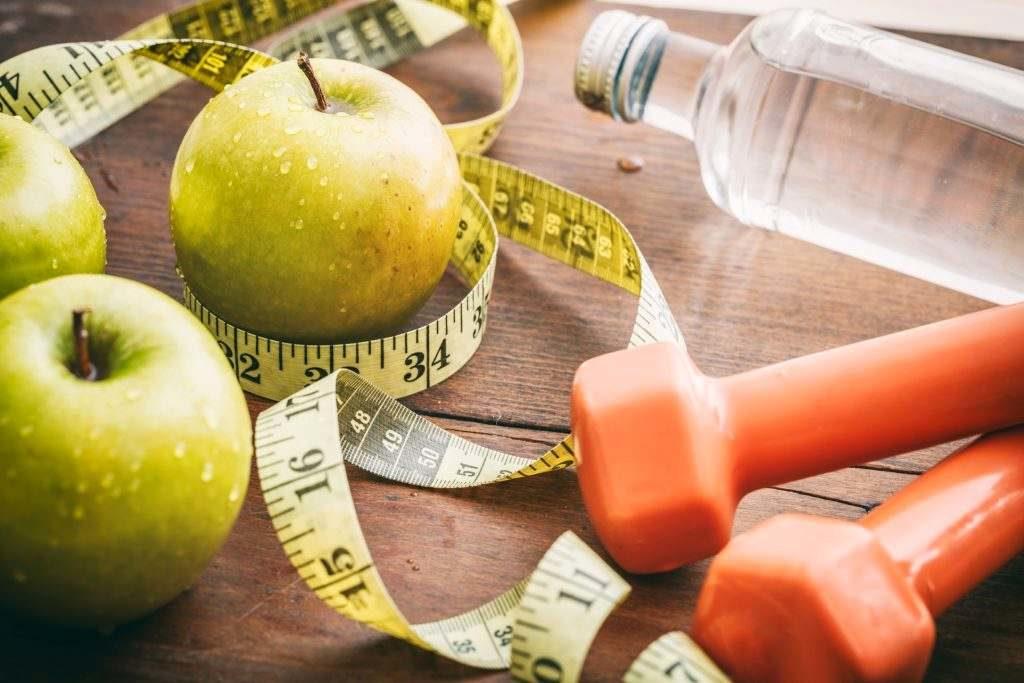 Спорт и похудение принципы