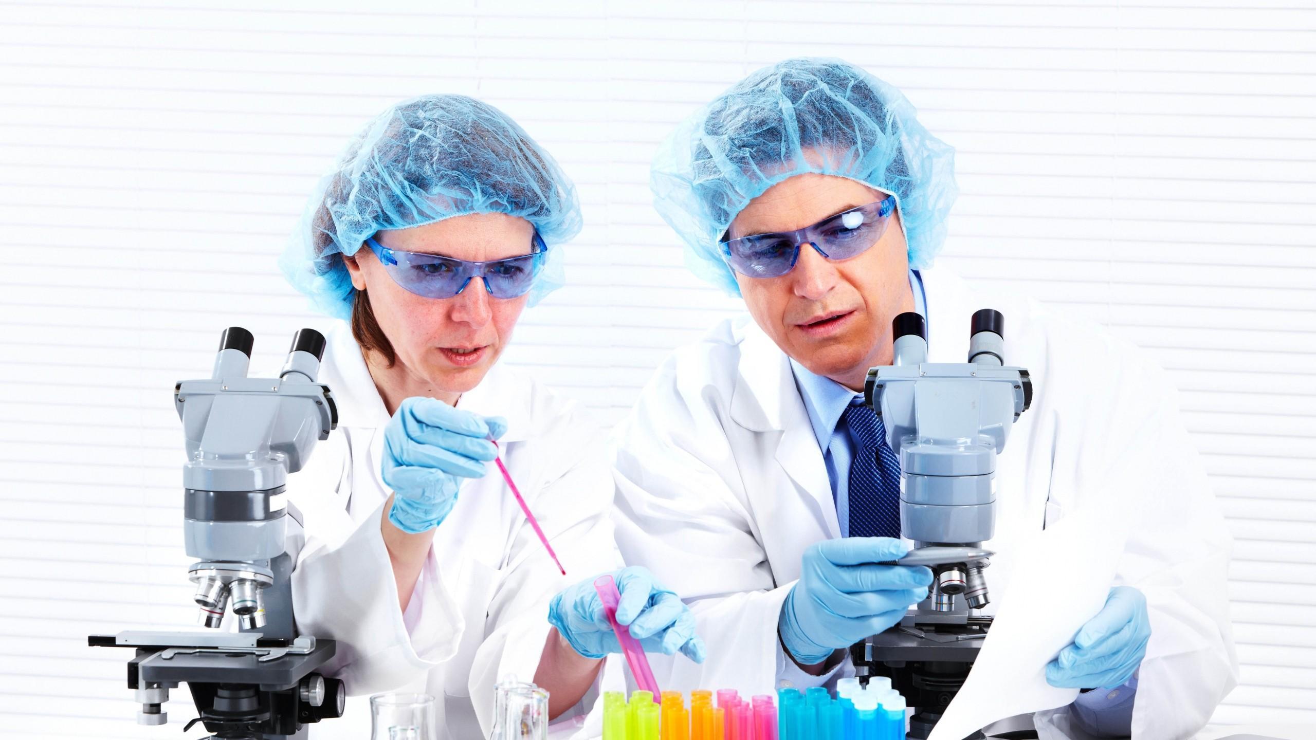 учёные