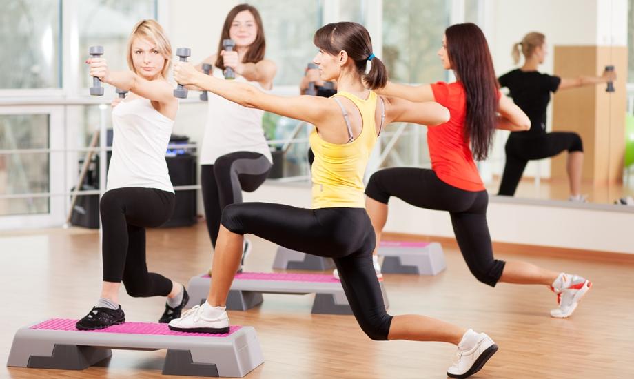Программы фитнеса для женщин