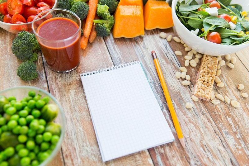 Диета с невысоким содержанием калорий
