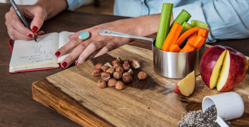Рекомендации по составлению здорового рациона питания