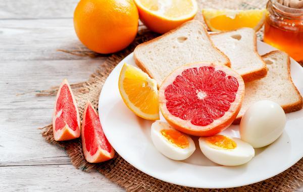 Пятая неделя яично-грейпфрутовой диеты