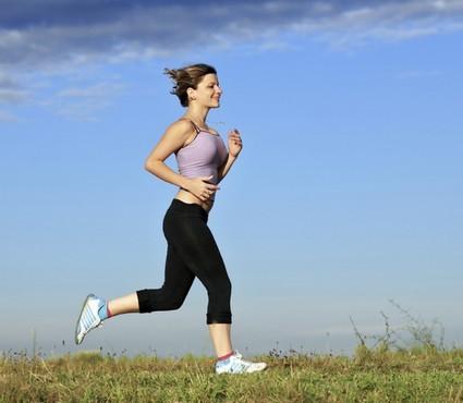 О пользе бега для женской фигуры