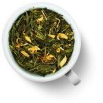 Зелёным чай