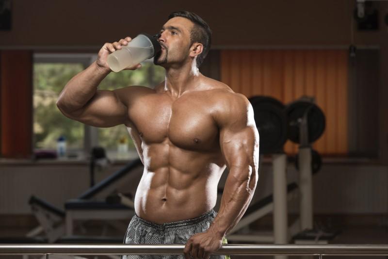 Хром способствует наращиванию мышечной массы