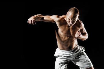 Какие мышцы отвечают за силу удара