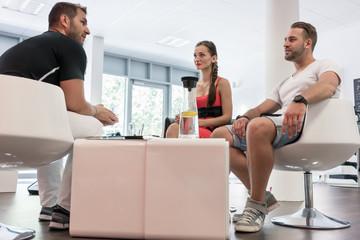 Как подготовится на собеседование по вакансии фитнес тренера