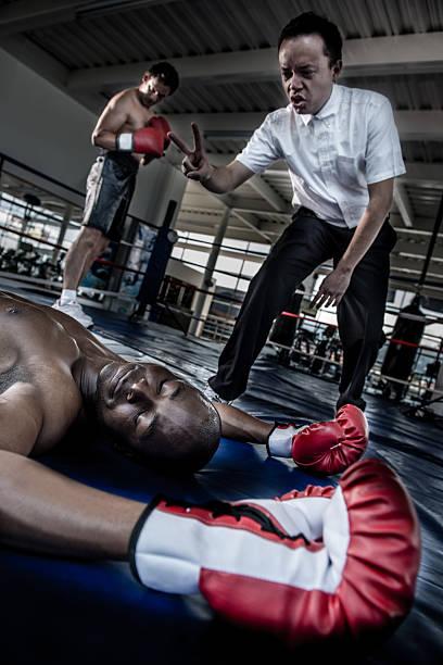 Боксерские поединки, которые закончились гибелью