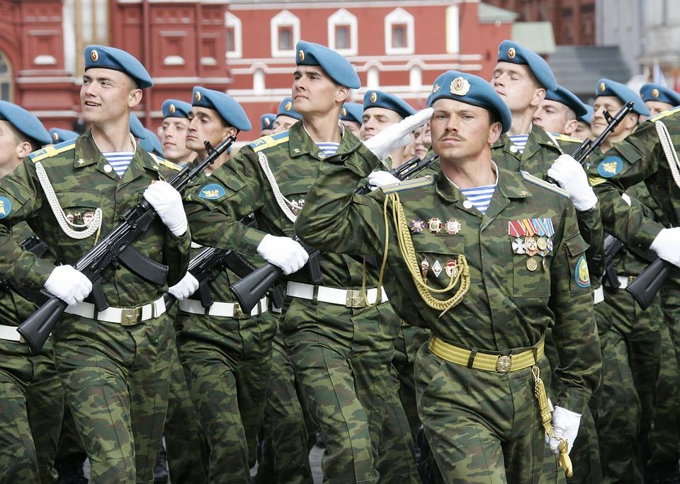 Как армия влияет на поведение мужчин