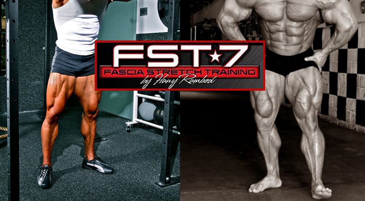 Система тренировок в тренажерном зале: FST 7