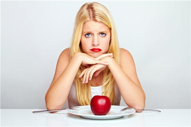 Диеты с понижением количества калорий в день
