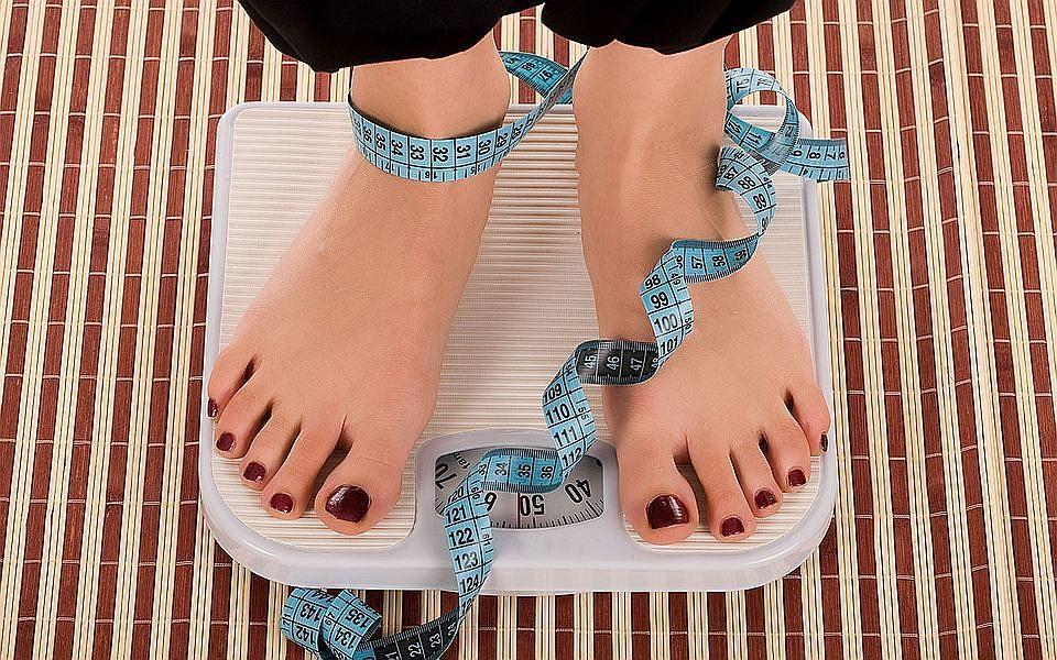 Худеющий быстро теряет вес