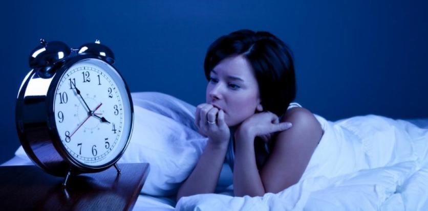 Нарушения режима сна