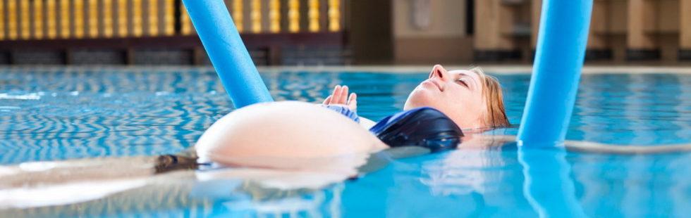 Аэробика и аквааэробика для беременных