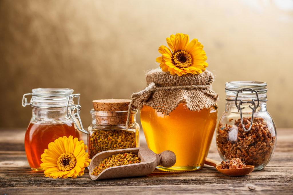 мед для грудничка: когда можно