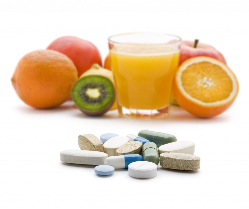 Дополнительные витамины или минералы