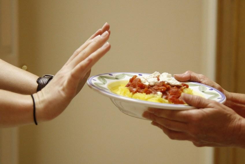 Уменьшение аппетита