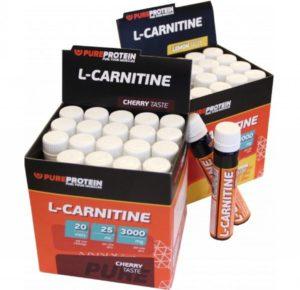 Что это такое: L-carnitine?