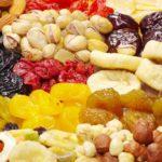 Семечки, орешки, сухофрукты