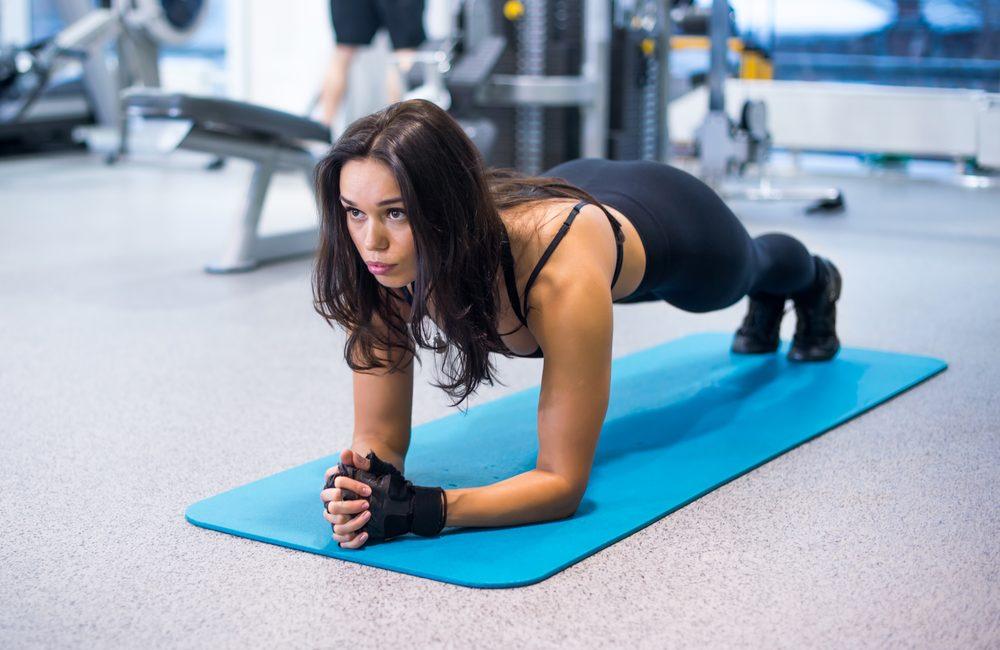 Упражнения для мышц спины: фитнес-комплекс