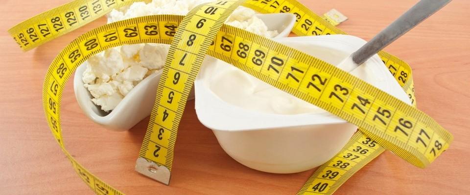 Творожный вариант диеты