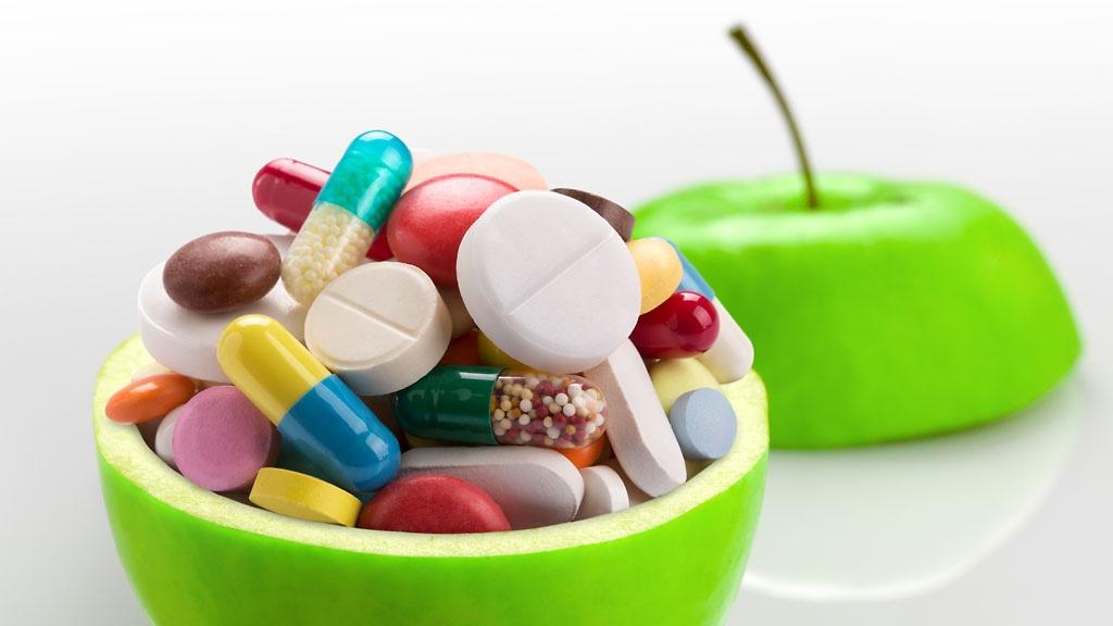 Витамины для снижения массы