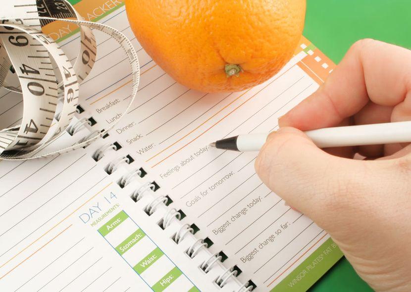 Запись дневного меню